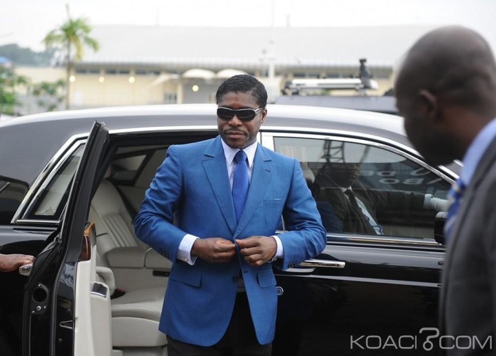 Guinée Équatoriale: «Biens mal-acquis», condamné à 3 ans avec sursis, Théodorin Obiang  fait appel du verdict