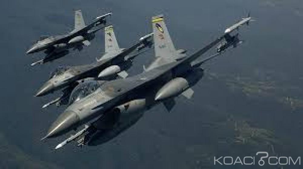 Somalie:  L'armée de l'air américaine bombarde  Daesh dans le nord