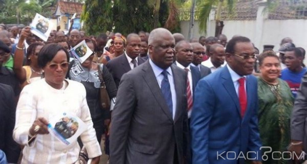 Côte d'Ivoire: Crise au Fpi, Marcel Gossio pris à partie dans une veillée  funéraire à Yopougon