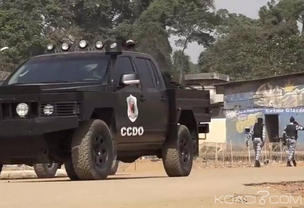 Côte d'Ivoire: Opération Epervier 3, une centaine de délinquants dont le gang de voleurs dans les gbakas arrêtés