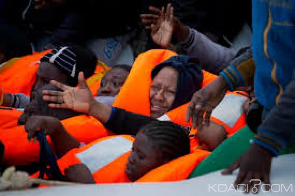 Nigeria:  Enquête italienne sur la mort de 28 migrantes nigérianes en Méditerranée