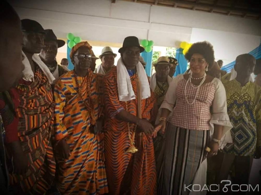 Côte d'Ivoire: Les chefs kroumen accompagnent Guillaume Soro dans la promotion de la diplomatie parlementaire et de la réconciliation nationale