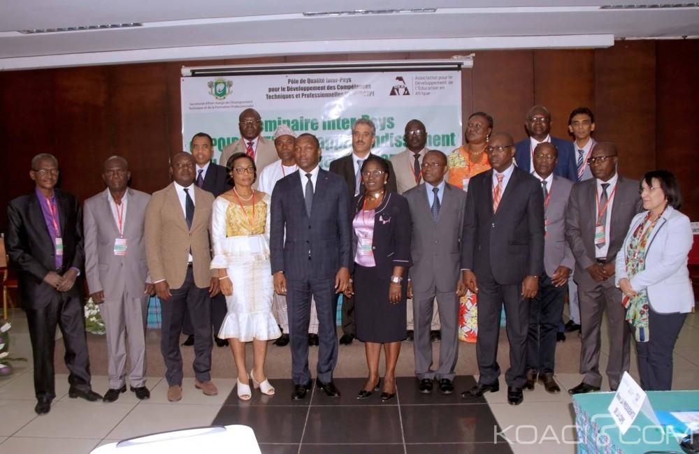 Côte d'Ivoire: Mamadou Touré annonce le démarrage de la formation par apprentissage dans six établissements