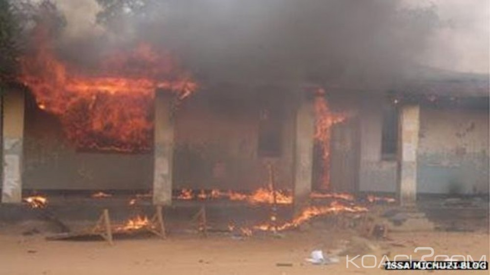 Tanzanie:  Neuf écoliers tués et  20 blessés dans  l' explosion d'un engin métallique