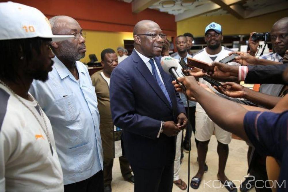 Côte d'Ivoire: Elim.mondial, François Amichia aux Eléphants, «Il faut tenir compte des sacrifices des gens qui seront au stade»
