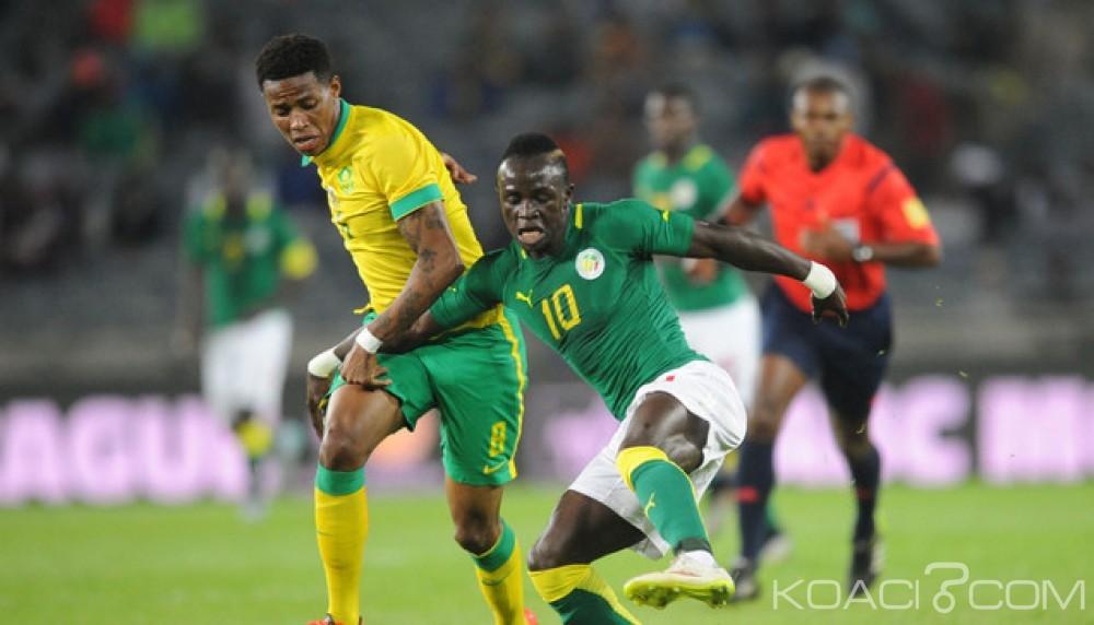 Sénégal: Contre les Bafana-Bafana aujourd'hui, les Lions à 90 minutes d'une seconde qualification à un mondial