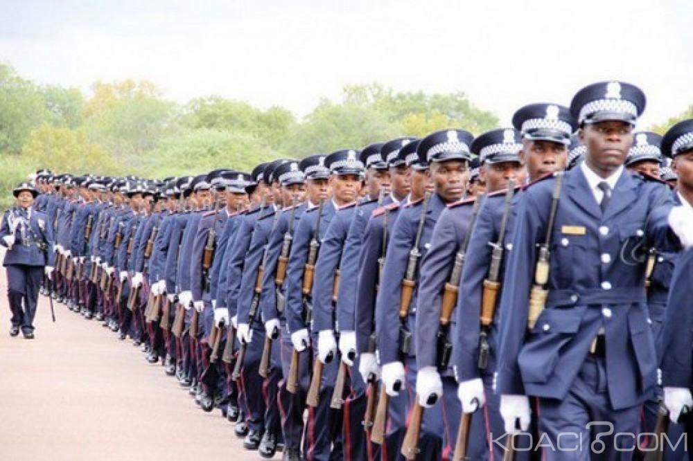 Botswana: La police du pays classée première en Afrique, 47e dans le monde