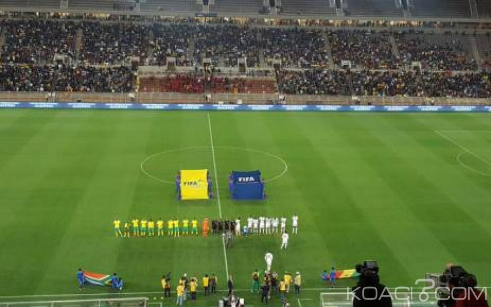 Sénégal: Les Lions rejoignent le Nigeria et l'Egypte à la Coupe du Monde après la victoire sur l'Afrique du Sud