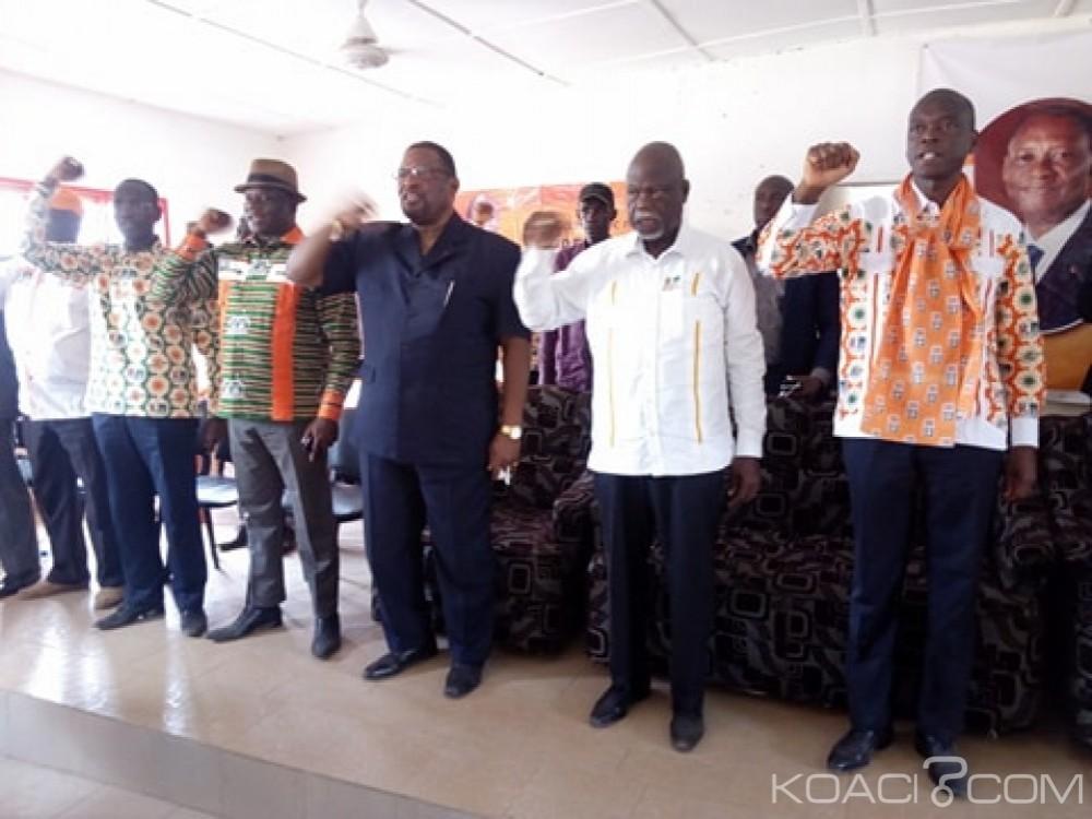 Côte d'Ivoire: Bonon, rentrée politique du RDR, Zoro Bi Ballo Épiphane, «nos militants ne doivent pas se laisser perturber par les débats partout ailleurs dans le pays»