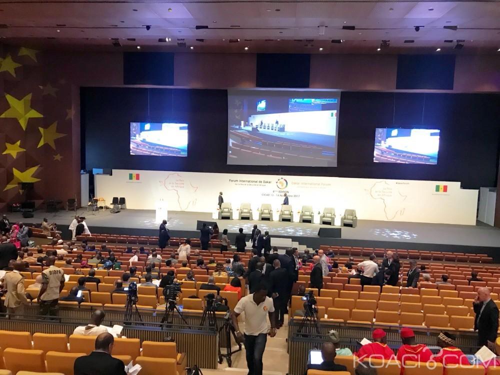 Sénégal: Ouverture à Dakar du forum du 4ème forum international paix et sécurité en Afrique, les chefs d'État présents