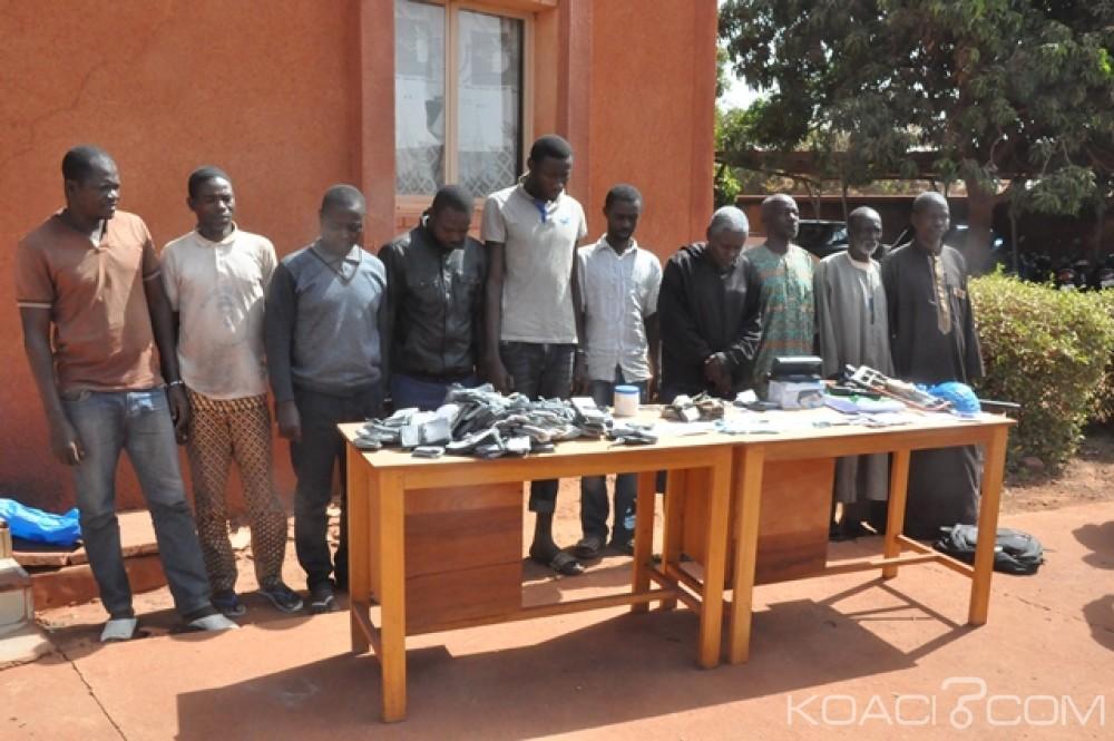Burkina Faso: Trois bandes de délinquants dont un proxénète appréhendés à Bobo Dioulasso