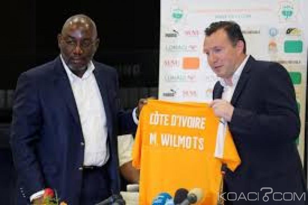 Côte d'Ivoire: Ce que dit Sidy Diallo du limogeage de Marc Wilmots qui n'était pas candidat au poste de sélectionneur