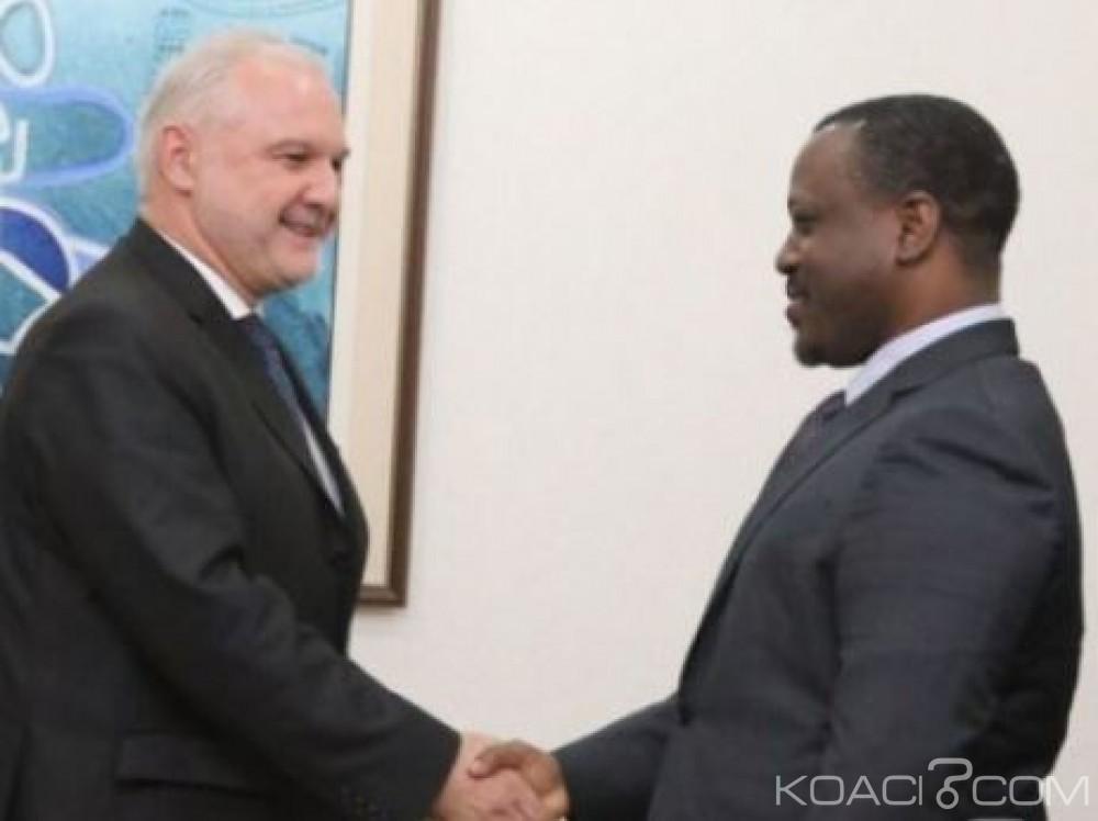 Côte d'Ivoire: Le nouvel Ambassadeur de France «impressionné» par le parcours politique de Guillaume Soro