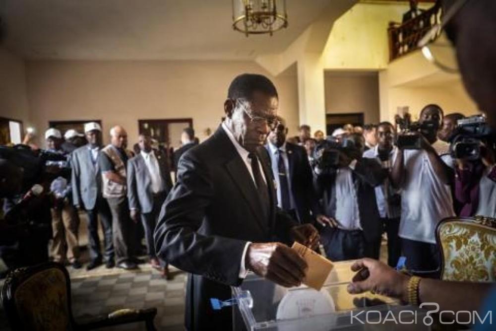 Guinée Equatoriale:  Le Parti  d'Obiang remporte à presque 100% les législatives