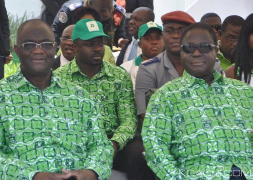 Côte d'Ivoire: Elections 2020, la maitrise du fichier électoral préoccupe Bédié