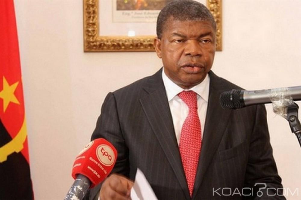 Angola: Remplacements des chefs de la police et des services de renseignements