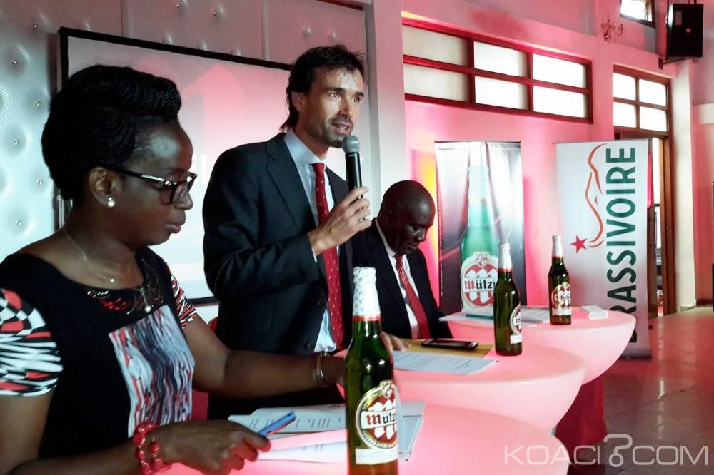 Côte d'Ivoire: Après Ivoire, Brassivoire lance Mützig, sa nouvelle bière