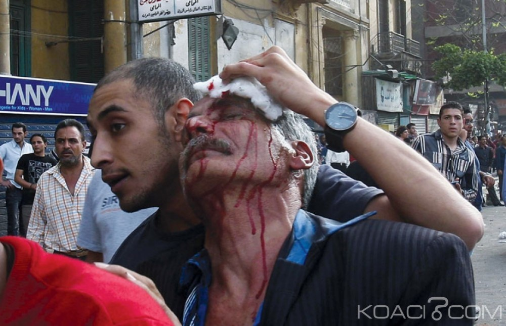 Egypte:  184 fidèles musulmans tués et au moins 100 blessés dans l'attaque d'une mosquée