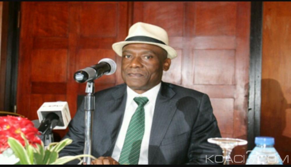 Cameroun: Fecafoot, Joseph Antoine Bell candidat à la présidence