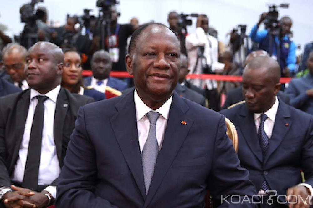 Côte d'Ivoire: Interrogé sur sa candidature en 2020, Ouattara «attendez 2020 pour avoir la réponse»
