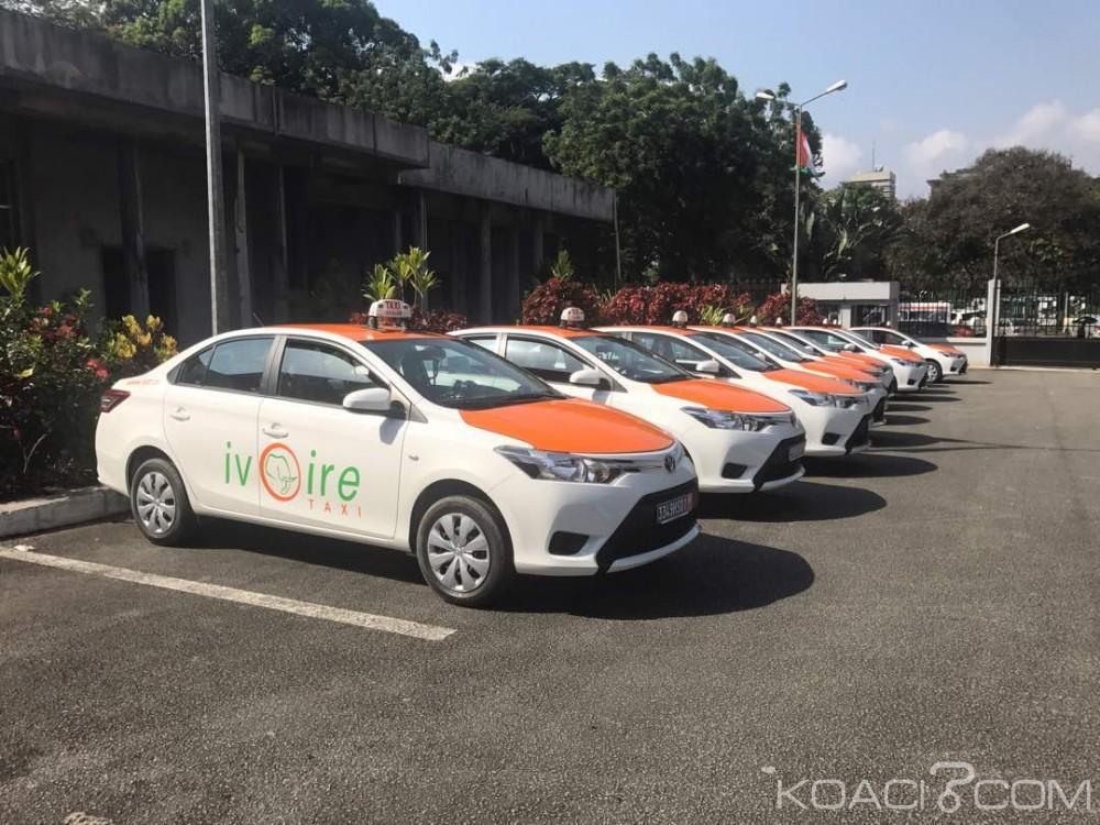 Côte d'Ivoire: Opération «Ivoire Taxi», 100 Toyota Yaris neuves lancées sur les routes d'Abidjan