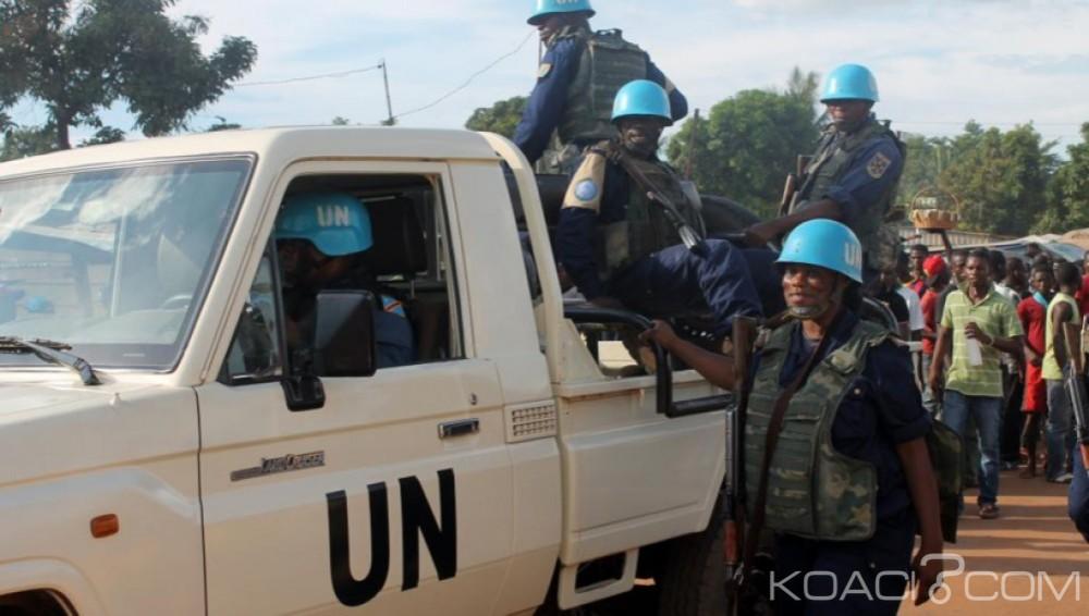 Centrafrique: Mort d'un casque bleu égyptien  dans une embuscade à Gambo, cinq antibalakas neutralisés