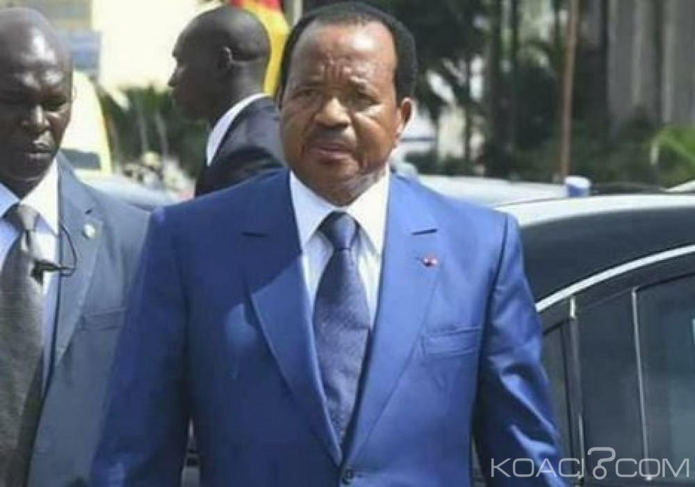 Cameroun:  Paul Biya, secoué par une fin d'année  mouvementée, garde le silence