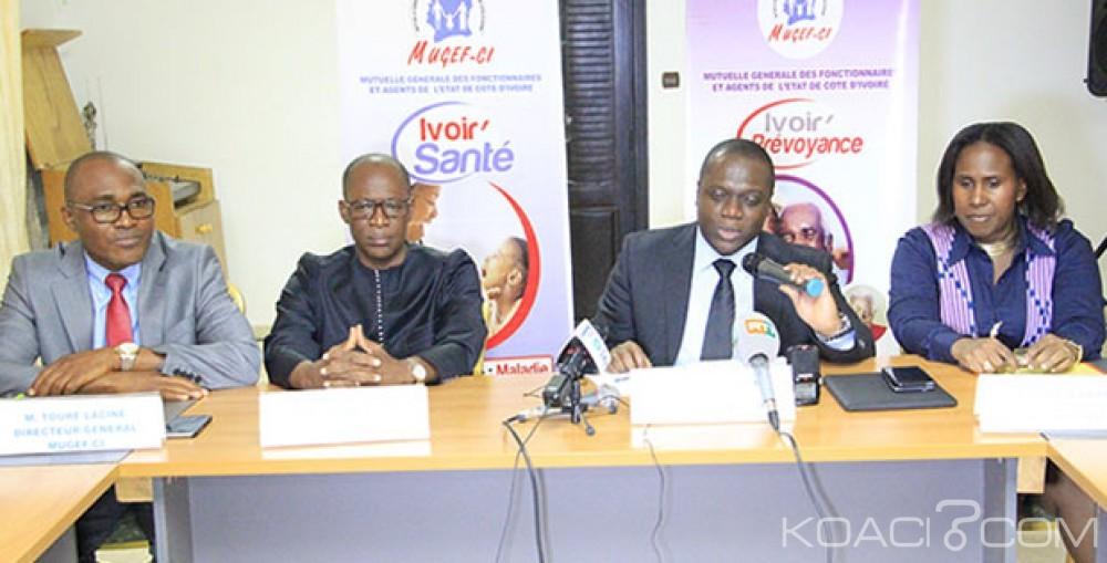 Côte d'Ivoire : Mugefci, les fonctionnaires stagiaires désormais solvables à la mutuelle sociale à partir de janvier 2018