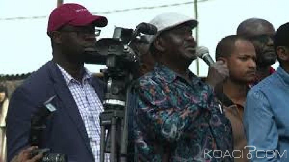 Kenya : Raila Odinga annonce qu'il prêtera à son tour serment en Décembre
