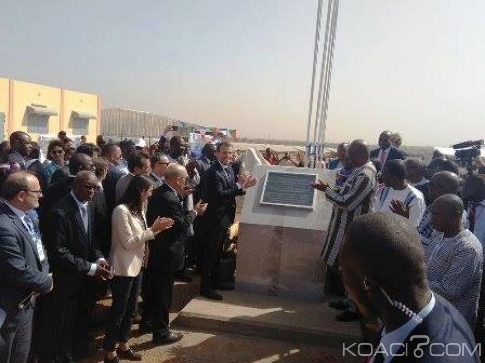 Burkina Faso: Les présidents Kaboré et Macron inaugurent la plus grande centrale solaire en Afrique de l'ouest