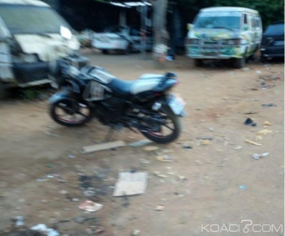 Côte d'Ivoire: Yopougon, fauché par un gros camion, un motocycliste meurt et laisse sa compagne presque à terme d'une grossesse inconsolable