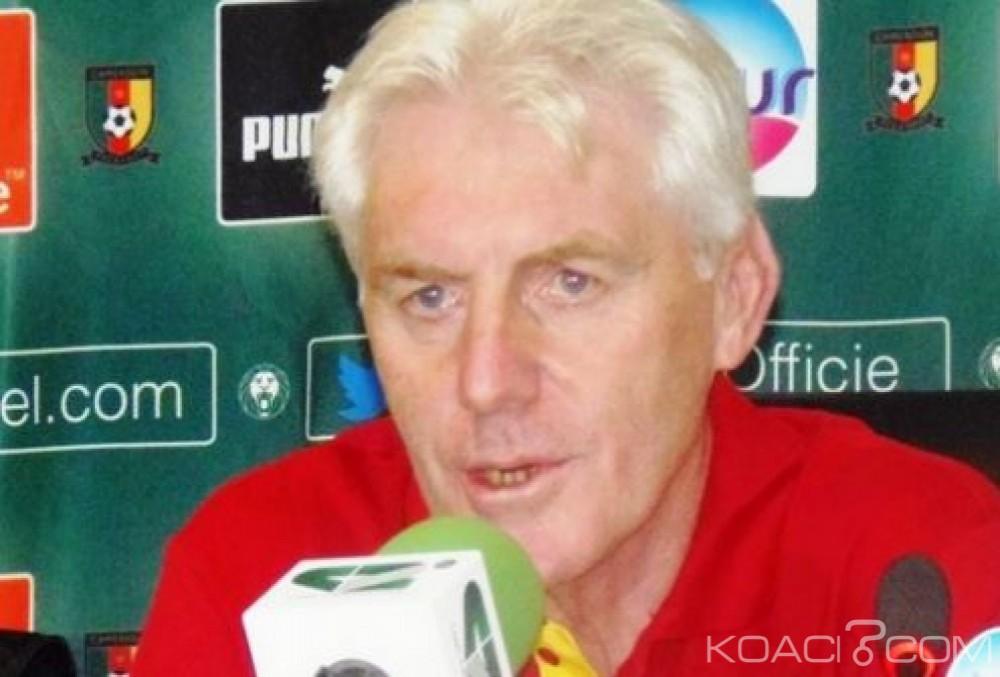 Cameroun: Football, le comité de normalisation demande le limogeage d'Hugo Broos