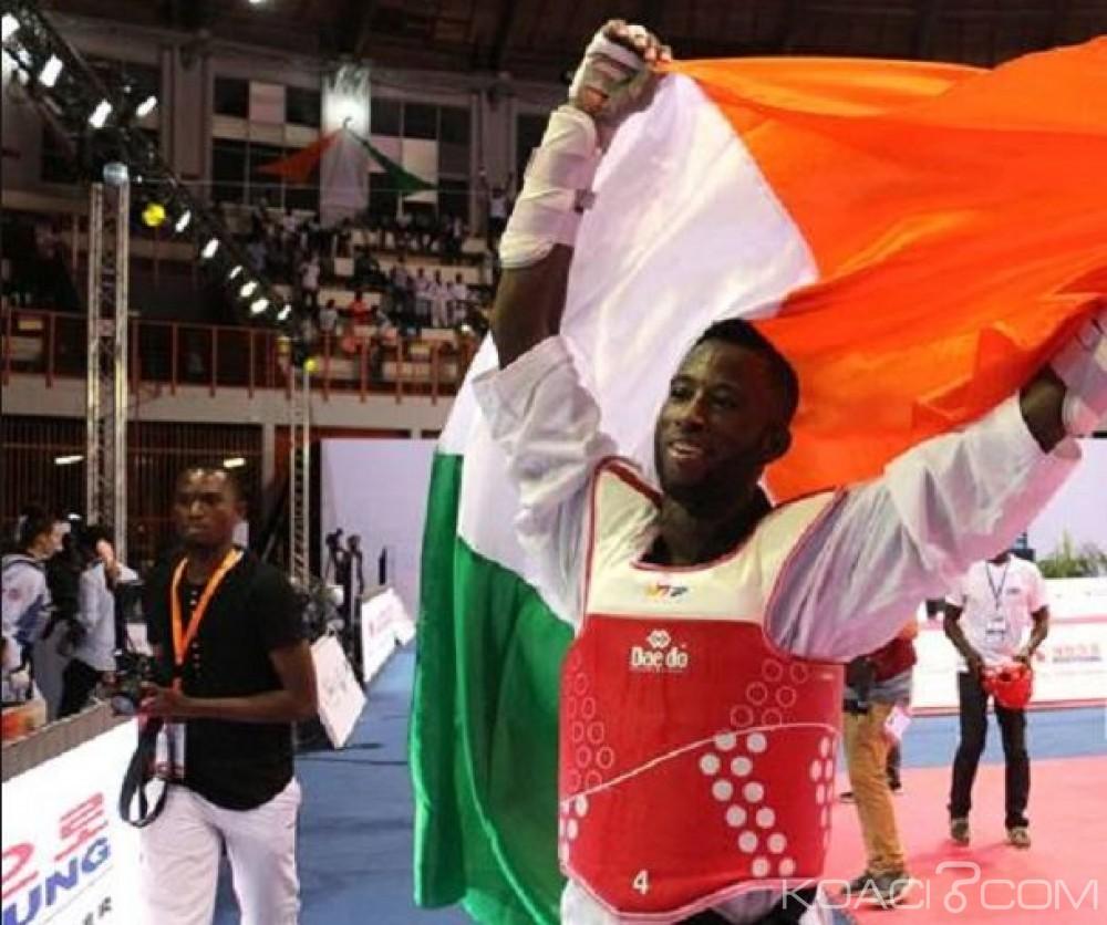 Côte d'Ivoire: Après avoir remporté la médaille d'or aux Grands Prix, Cissé Cheick  vise désormais les JO de Tokyo