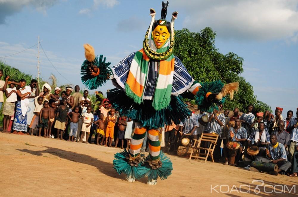 Côte d'Ivoire: La danse Zaouli du pays Gouro inscrite au Patrimoine Mondial Immatériel de l'UNESCO