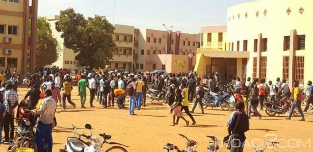 Burkina Faso: Six étudiants blessés dans des heurts à l'université de Ouagadougou