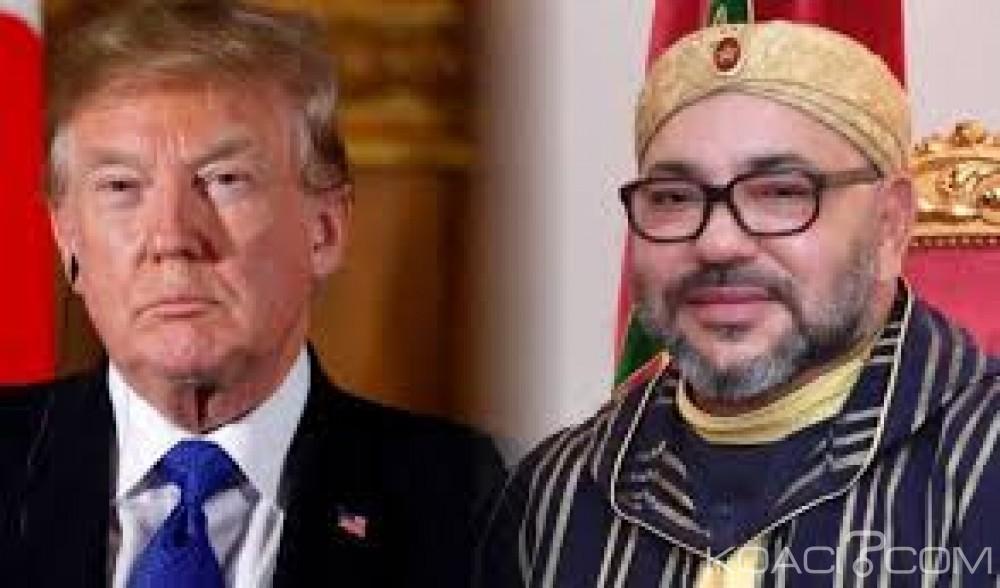 Maroc:Transfert de l'ambassade américaine à Jérusalem, Mohamed VI profondément «préoccupé»