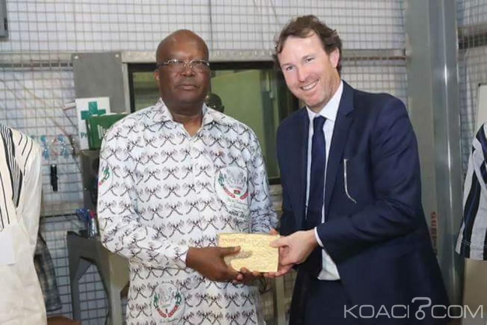 Burkina Faso: Une nouvelle mine d'or inaugurée à Houndé