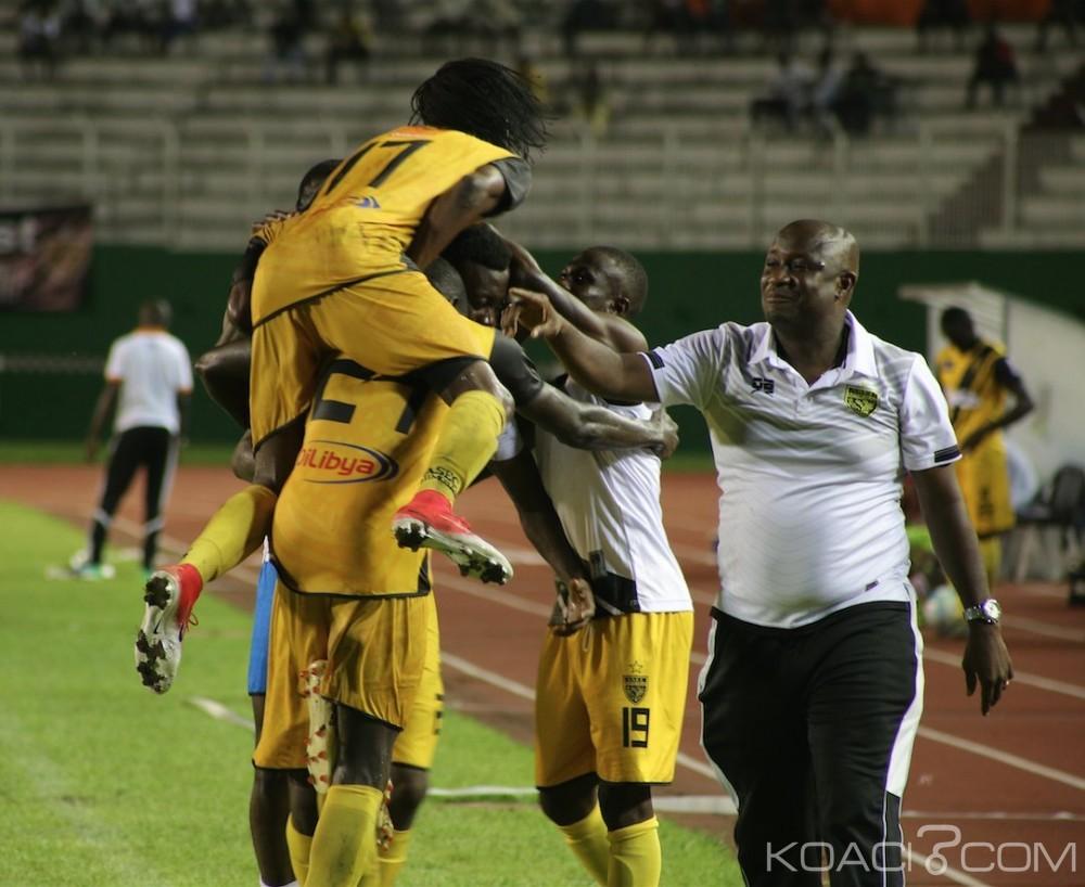Côte d'Ivoire: Ligue 1, 10ème journée, l'Asec maintient le rythme et creuse l'écart avec les aiglons dans le derby (1-0)