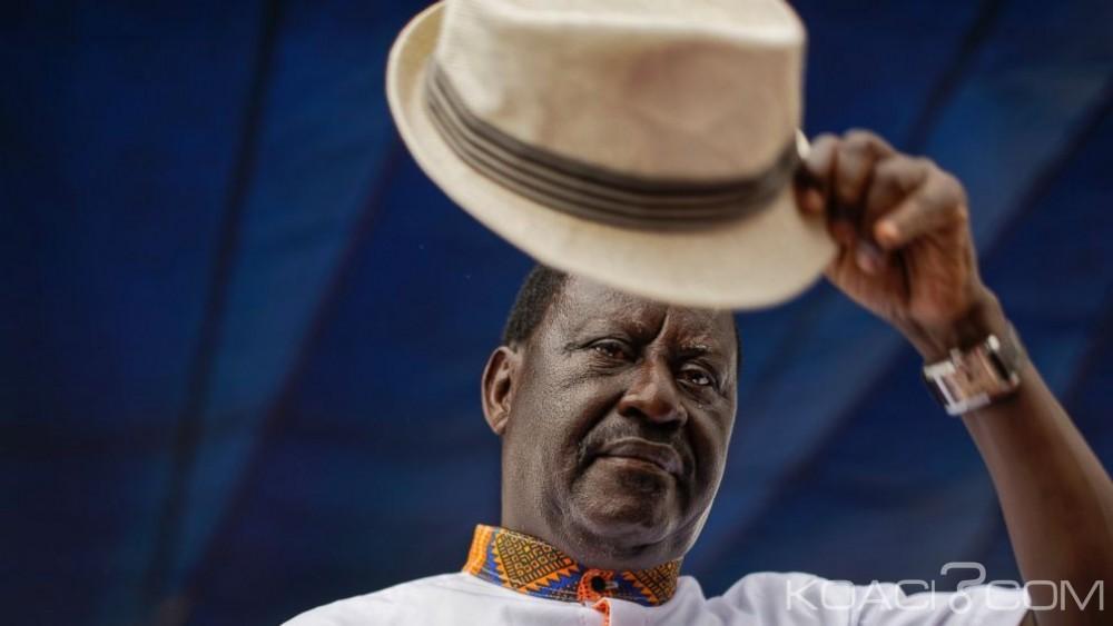 Kenya: La prestation de serment annoncée du candidat malheureux Odinga reportée à une date ultérieure