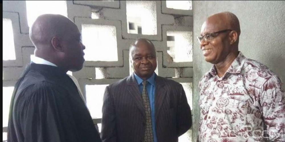 Côte d'Ivoire: Procès des pro-Gbagbo,  Lida Kouassi et Hubert Oulaye devant le juge,  Abehi en attente