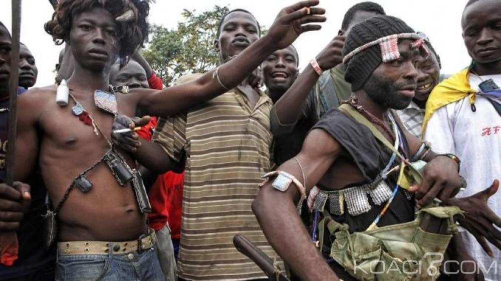 Centrafrique:   Sept morts dans une  altercation entre groupe d'autodéfense au PK5