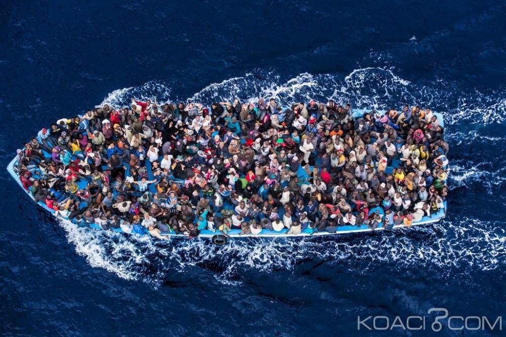 Guinée Equatoriale:  Un bateau de migrants africains en route pour le Gabon intercepté