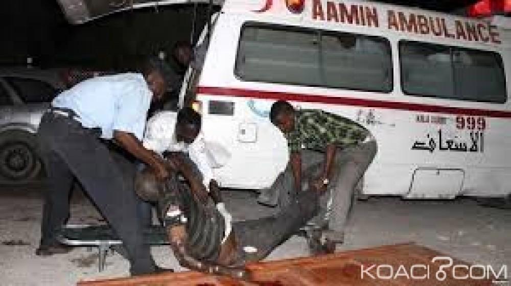 Somalie: 13 policiers tués par un kamikaze déguisé dans leur école à Mogadiscio