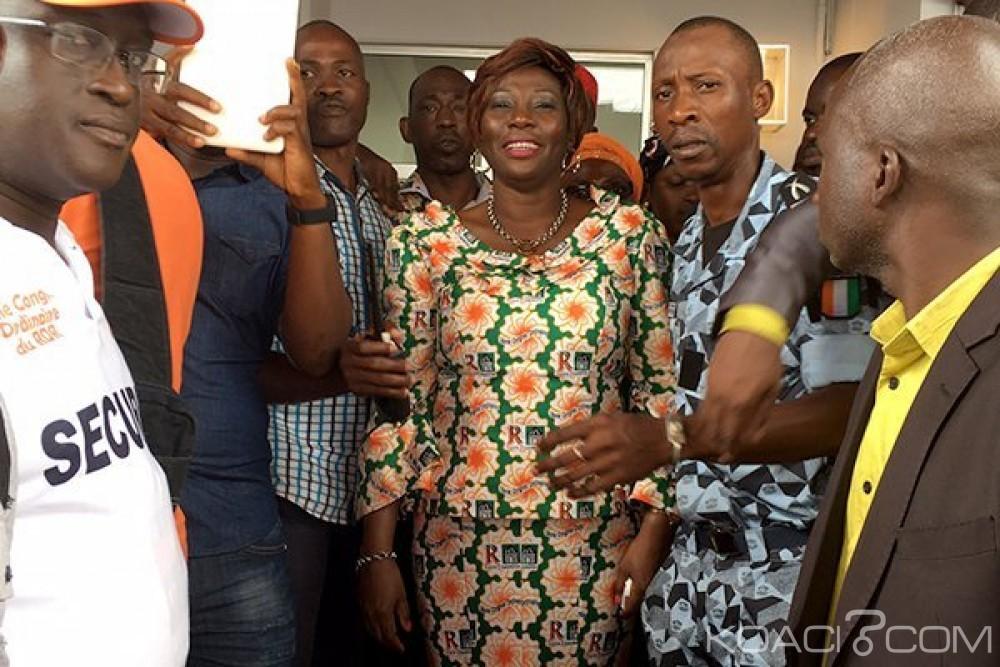Côte d'Ivoire: RDR, Kandia Camara dévoile la liste du nouveau secrétariat du parti pour les prochaines joutes électorales