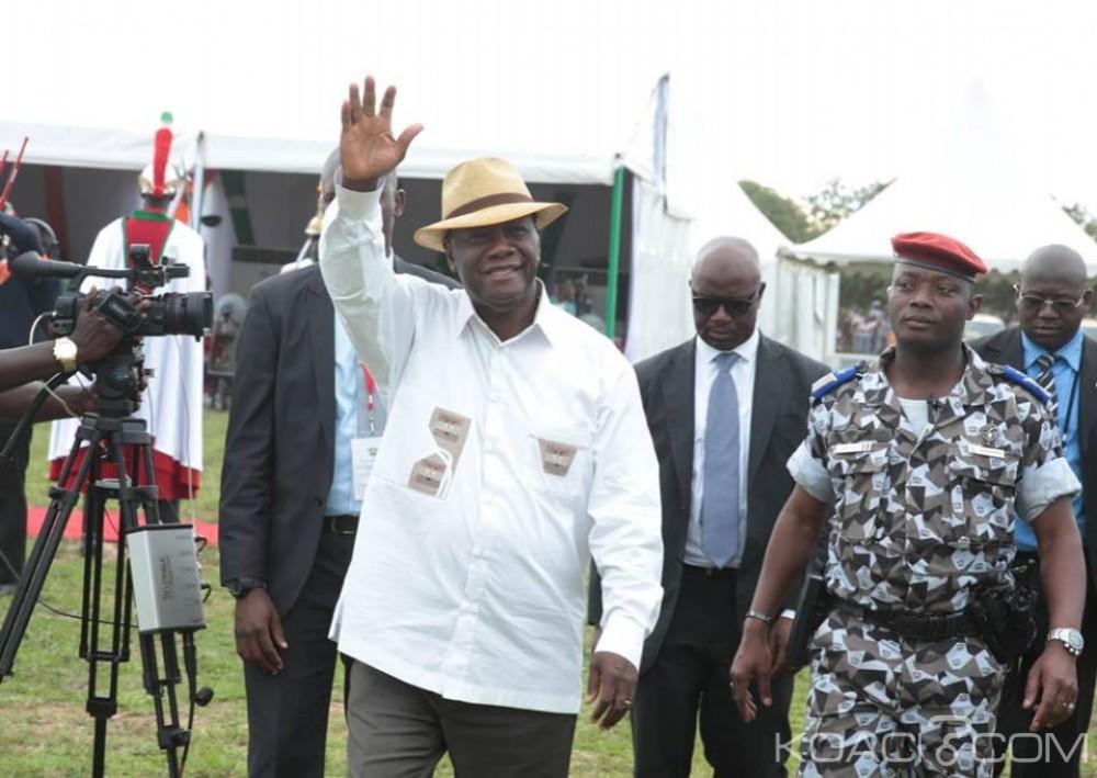 Côte d'Ivoire:  La «fièvre» des cérémonies d'hommage à Ouattara gagne l'Agneby Tiassa