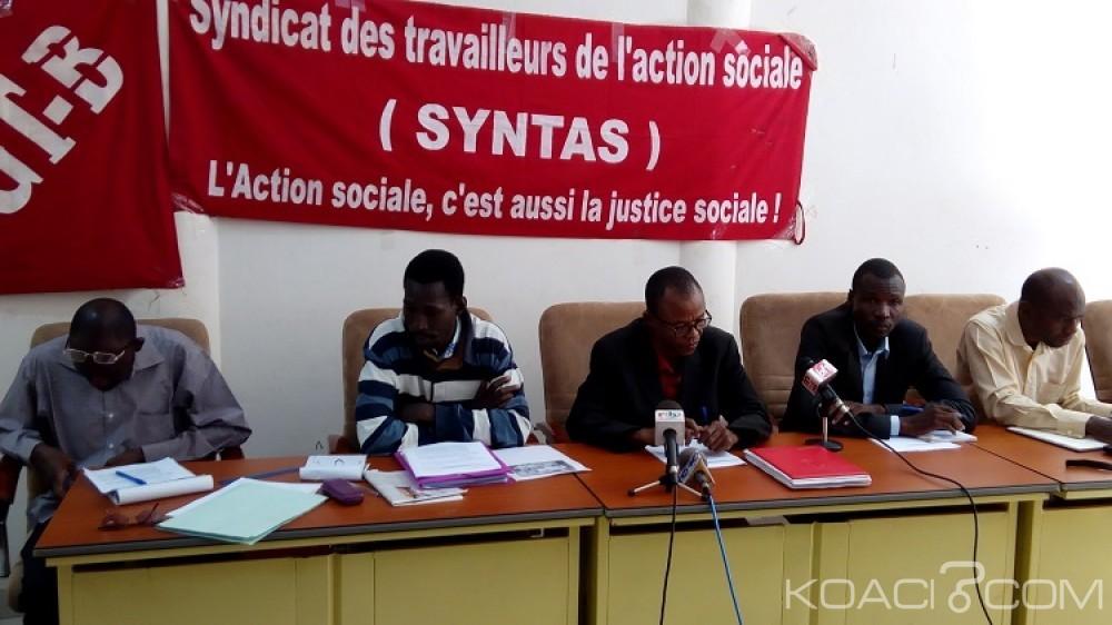 Burkina Faso: Les travailleurs de l'Action sociale en grève de 96 heures à compter du 19 décembre