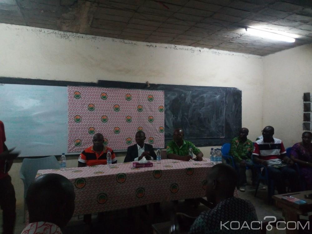 Côte d'Ivoire: RACI, le régional d'Abidjan-ouest en tournée de mobilisation pour le conclave annonce de grandes décisions pour 2020, demain à la place CP1