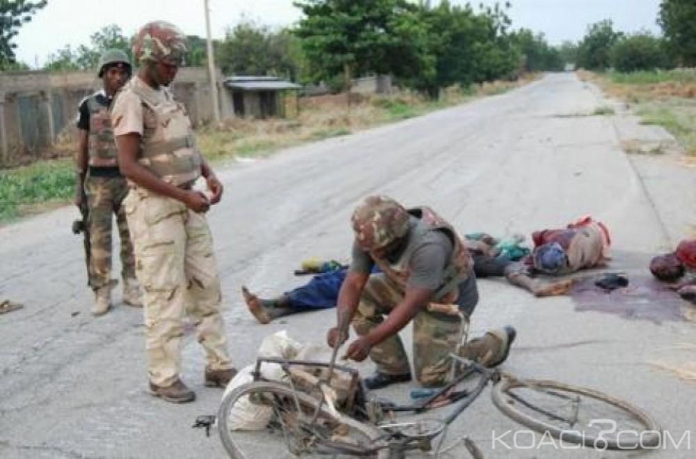 Nigeria: Un convoi de marchandises pris pour cible  par Boko Haram, 4 morts