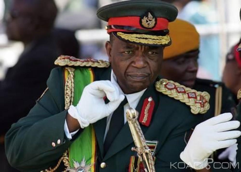Zimbabwe: Le meneur du coup de force contre Mugabe en passe de devenir vice-président