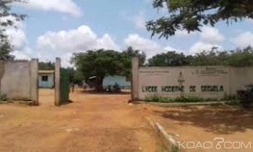 Côte d'Ivoire: Congés anticipés dans le Worodougou, après Kani, les élèves saccagent  la gendarmerie de Séguéla